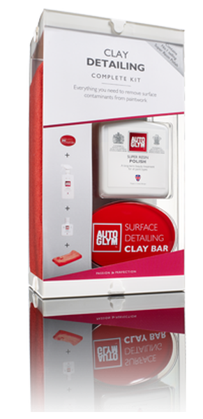 Autoglym Clay Bar Kit