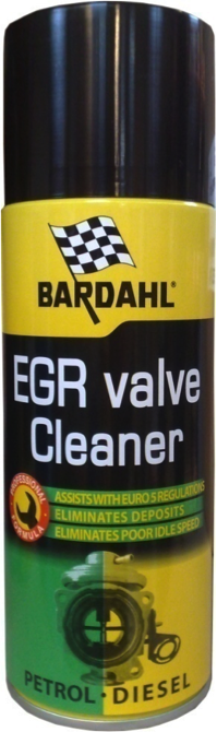 Bardahl EGR Ventilrens Spray 400 ml. - SkanOil