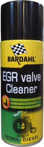 Bardahl EGR Ventilrens Spray 400 ml. - Scanoil