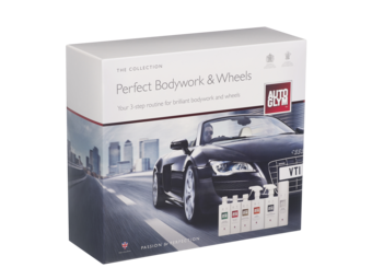 AutoGlym Perfect Bodywork & Wheels ( Gavesæt med 6 produkter ) - Scanoil - 1