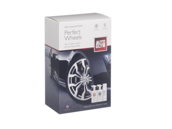 AutoGlym Perfect Wheels ( Gavesæt med 3 produkter ) - Scanoil - 1