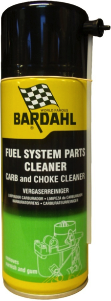 Bardahl Systemrens Spray 400 ml. - SkanOil