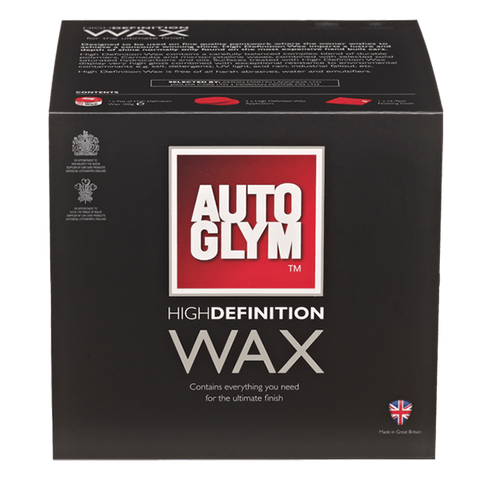 AutoGlym High Definition Wax ( Lakforsegling ) - Scanoil - 1