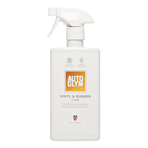 AutoGlym Vinyl & Rubber Care ( Vinyl Make-up ) 500 ml. - Scanoil - 1