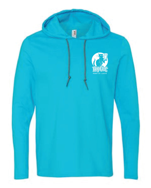 Port St. Lucie Lightweight Pull Over Hoodie