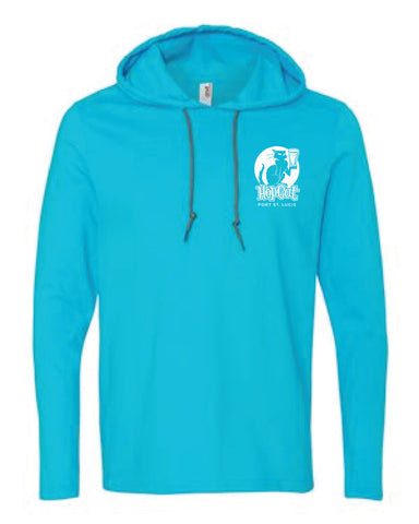Port St. Lucie Light Weight Pull Over Hoodie