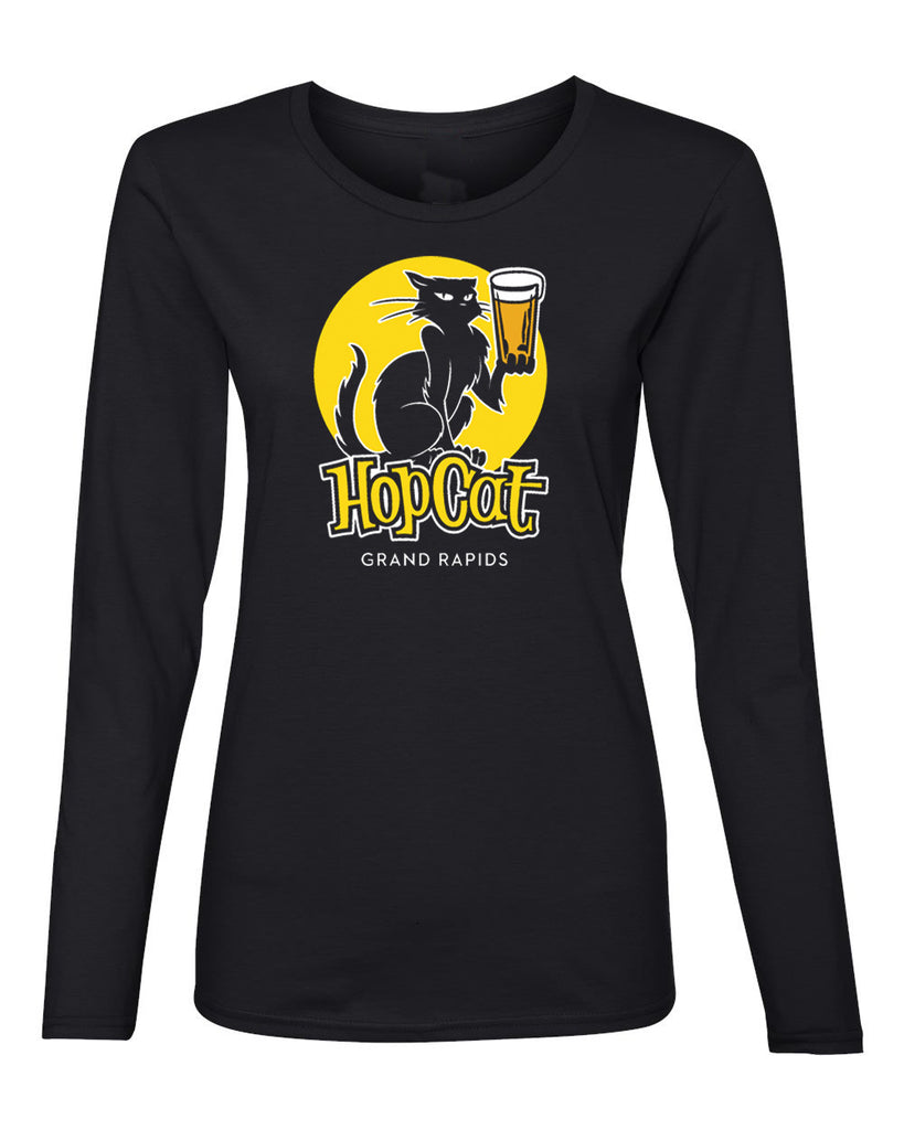 GR Womens Long Sleeve Tee