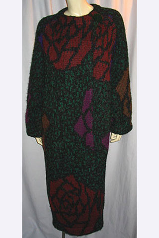 1980s Missoni Cocoon Coat