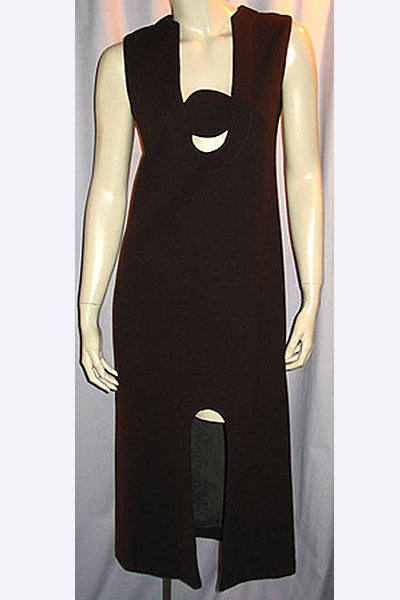 1960s Piere Cardin Space Age Dress