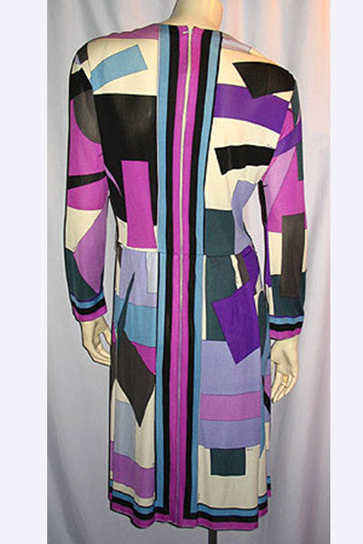1960s Pucci Silk Dress