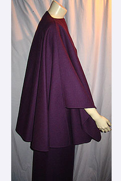 1960s Madame Gres Wool Cape Suit