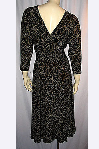 1970s Halston Wrap Dress