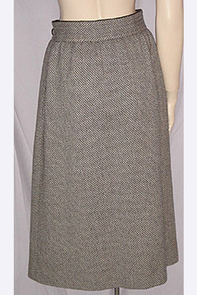 1970s Gucci Wool Skirt