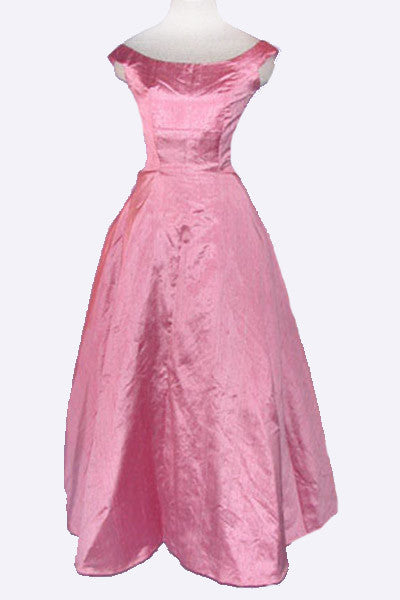 1950s Lanvin Castillo Ball Gown