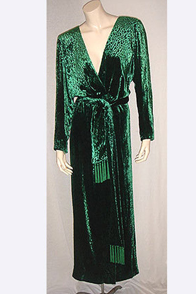 1980s Givenchy Gown