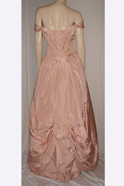 1950s Hattie Carnegie Ball Gown