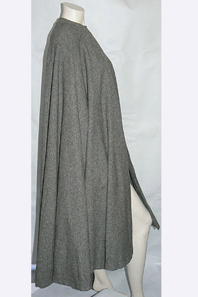 1970s Halston Wool Cape
