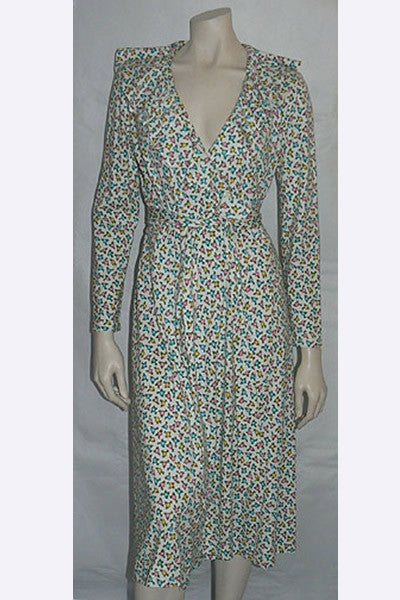 1970s Diane Von Furstenberg Wrap Dress