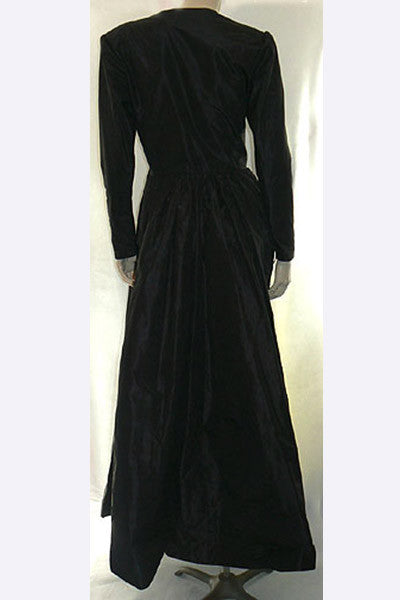 1970s Yves Saint Laurent Evening Gown