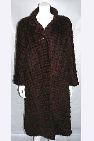 1950s Madame Gres Wool Coat