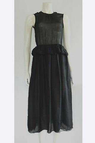 1970s Chanel Evening Dress