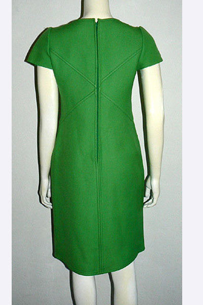 1960s Courreges Couture Dress