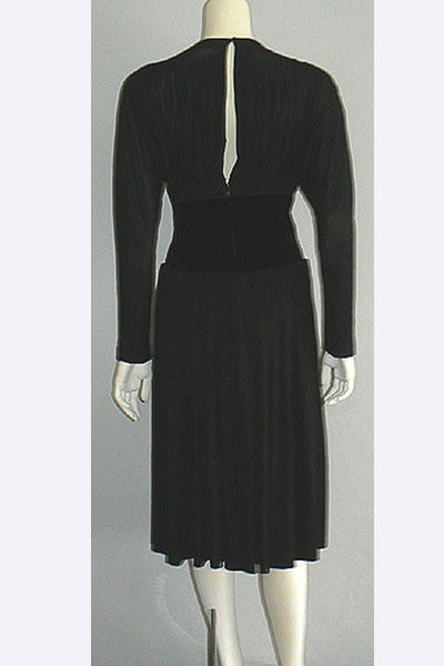 1950s Traina Norell - Norman Norell Evening Dress