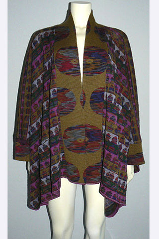 1970s Bill Gibb Moon & Buddha Jacket