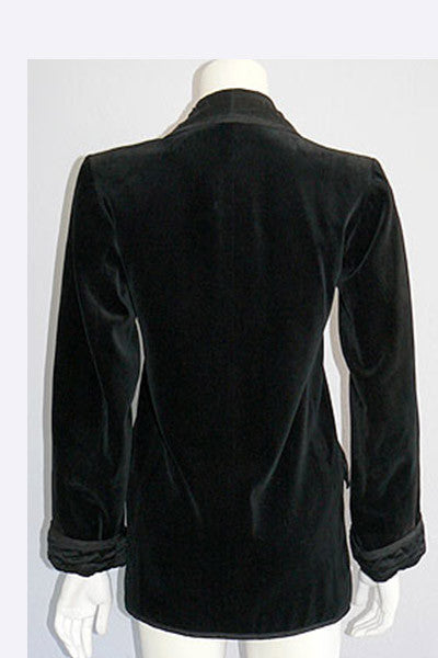 1970s Yves Saint Laurent Le Smoking Jacket