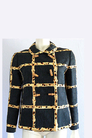 1960s Donald Brooks Jacket