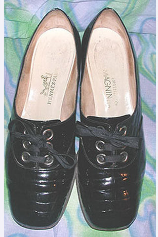 1960s Hermes Shoes