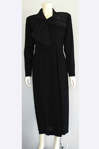 1940s Jacques Fath Dress