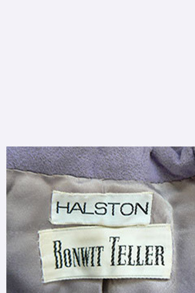 1970s Halston Ultrasuede Coat