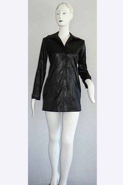 1960s Yves Saint Laurent Mini Dress
