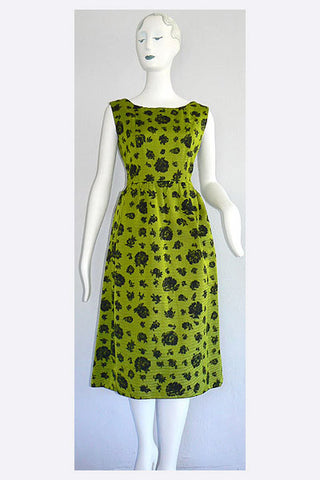 1950s Balenciaga Cocktail Dress