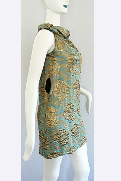 1960s Christian Dior Mini Dress