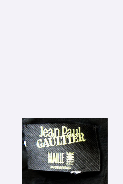 "1990s Jean Paul Gaultier ""Fragile"" Ensemble"