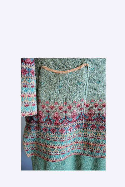 1970s Bill Gibb Knit Ensemble