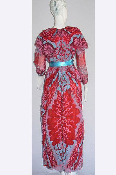 1970s Zandra Rhodes Confection