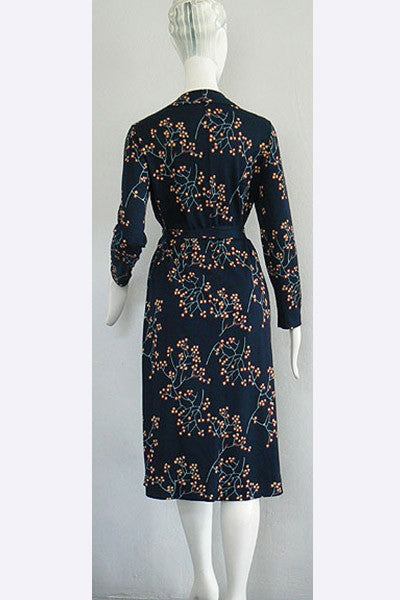 1970s Diane Von Furstenberg Long Jacket & Skirt Set