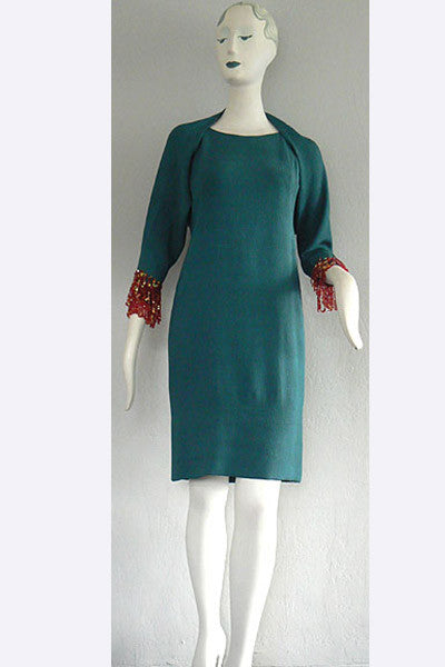 1960s Pierre Cardin Couture Dress & Jacket