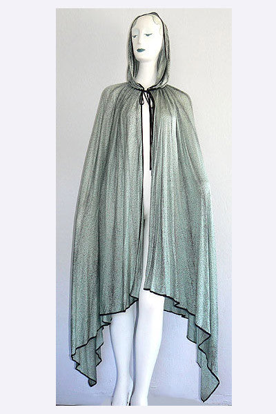 1970s Missoni Silk Cape