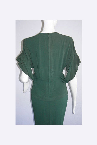 1940s Adrian Goddess Ensemble