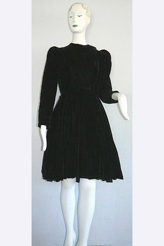 1930 Madame Gres Coat
