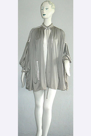 1970s Bill Gibb Cape