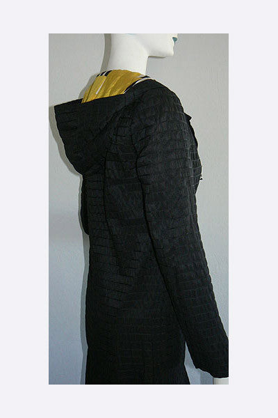 1990s Fendi Silk Coat
