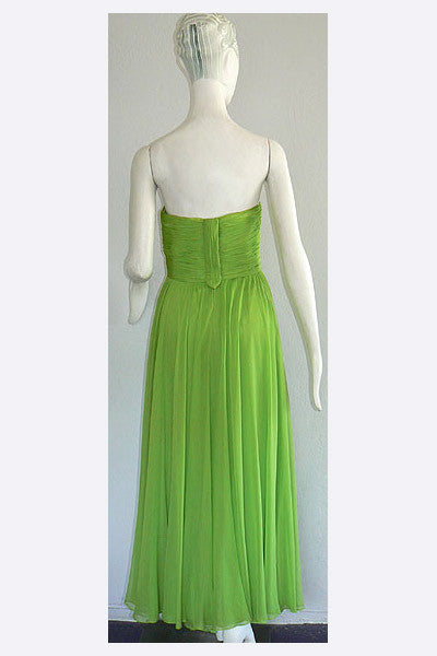 1960s Malcolm Starr Gown