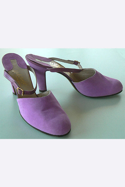 1960s Ferragamo's Creations shoes
