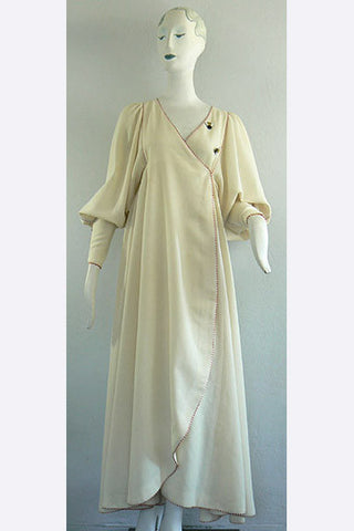 1970s Bill Gibb Bee Dress