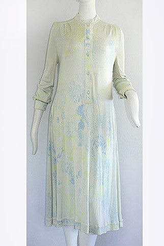 1970s Leonard of Paris Dress